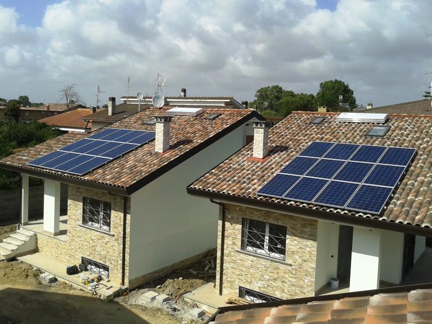 Pannello Solare Solcrafte : Eco domus tecnologie per l efficienza energetica